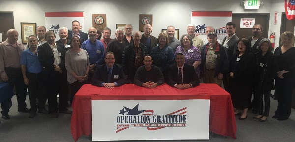 Conversations with Council Tours Operation Gratitude