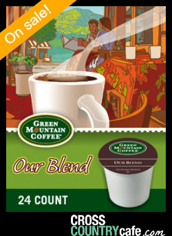 Our Blend Keurig Kcup coffee