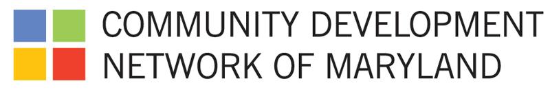 Community Development Network of MD logo