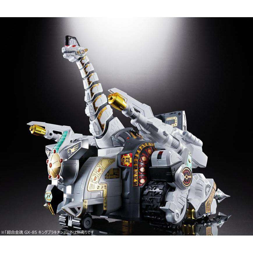 Image of Mighty Morphin Power Rangers Soul of Chogokin GX-85 Titanus