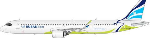 PH11608 | Phoenix 1:400 | Airbus A321neo Air Busan HL8366 | is due: June 2020