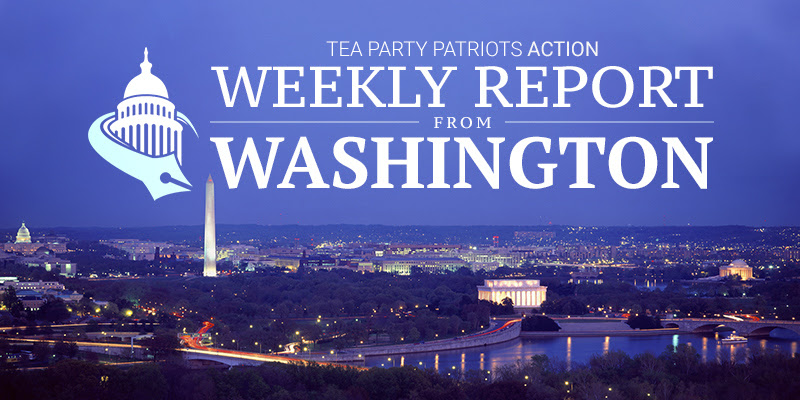 Weekly Report from Washington