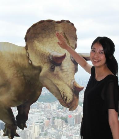 恐竜くんプロデュース 恐竜スカイミュージアム~鳥は恐竜だった!~ (C)恐竜くん