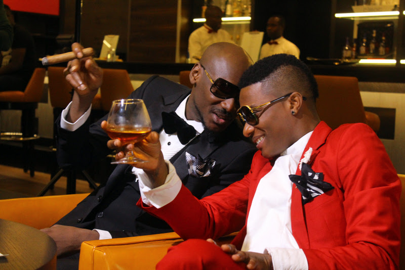 2face and wizkid