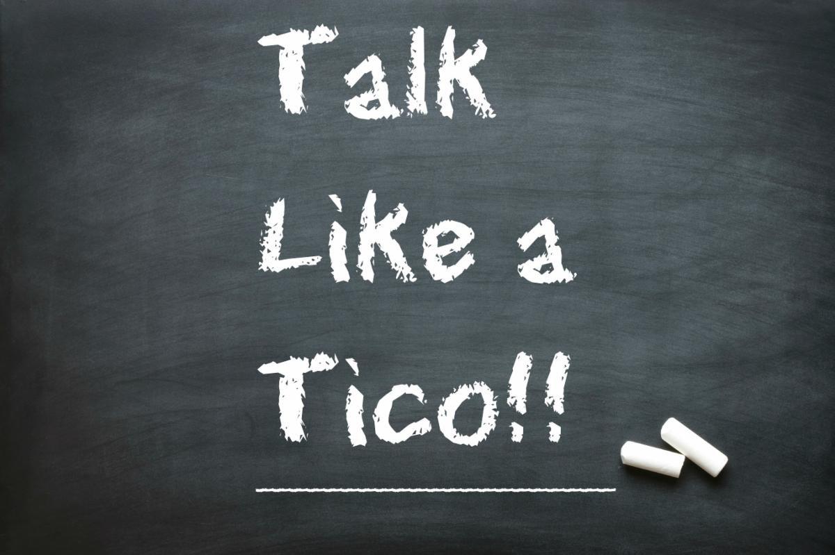 Talk like a Tico