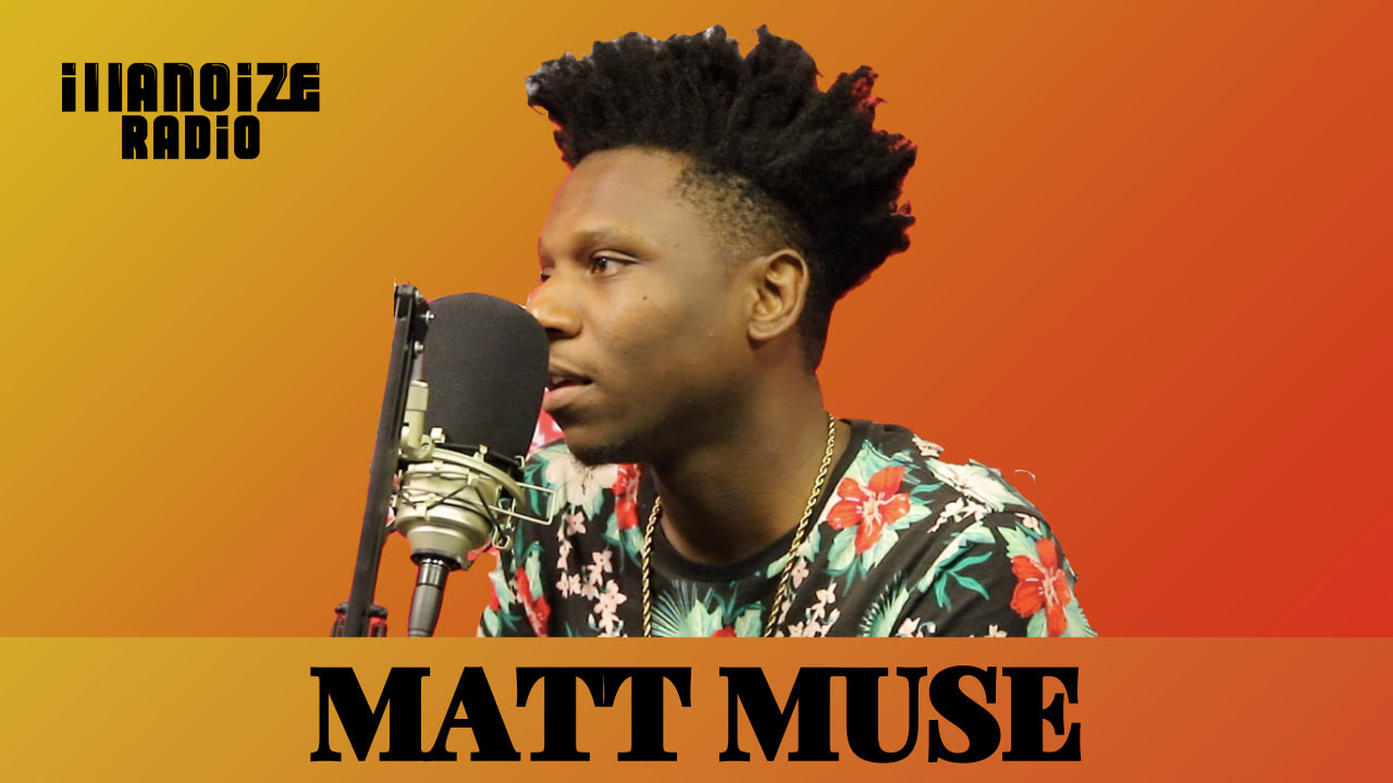 Matt Muse interview on illanoize radio