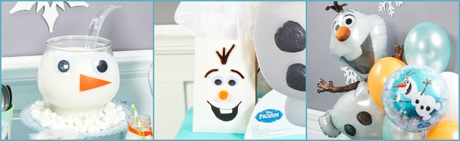 How To Throw A Cool Olaf Birthday Party