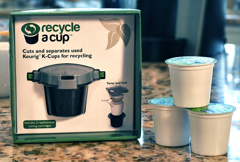 Recycle a K-cup