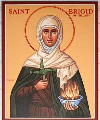 Znalezione obrazy dla zapytania św. Brygida