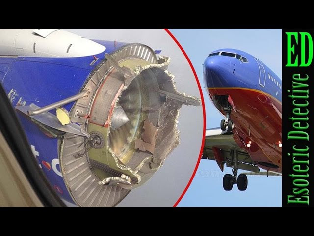 Missing Time experienced by Southwest Airlines Flight 3472?  Sddefault