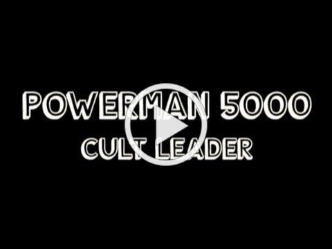 POWERMAN 5000 - Cult Leader