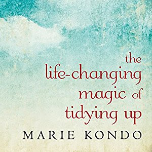 "Free Audiobook Download of Marie Kondo's ""The Life Changing Magic of Tidying Up"""