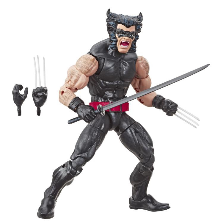 Image of X-Men Retro Marvel Legends 6-Inch Action Figures- Wolverine - AUGUST 2019