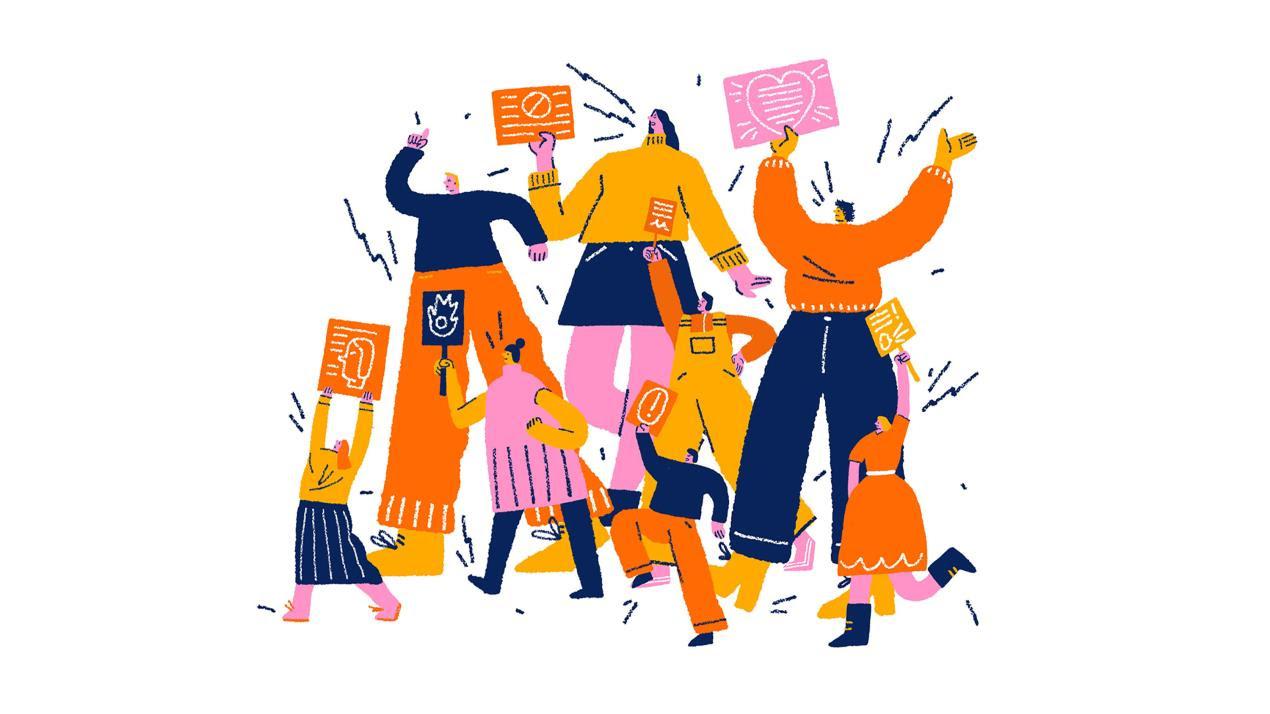 Charlotte Leadley Illustration as Activism