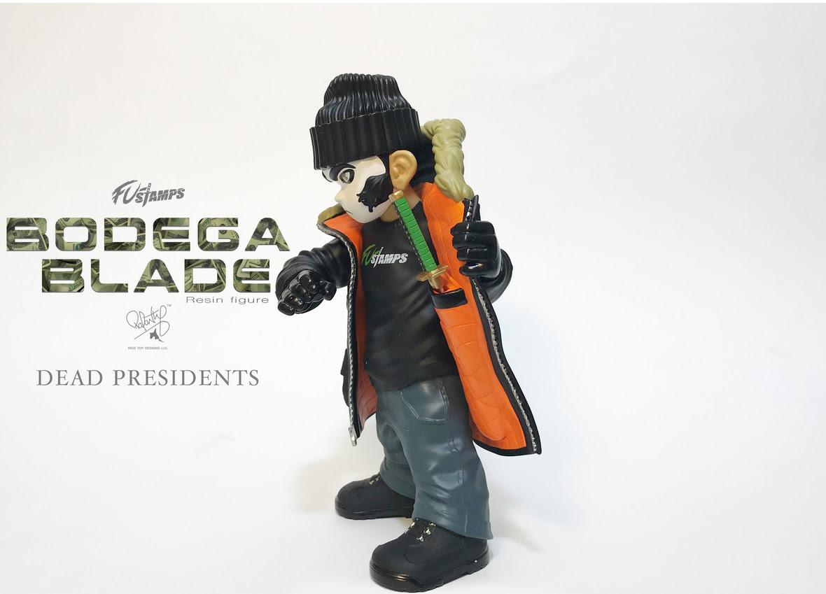 Bodega Blade Dead Presidents DP4