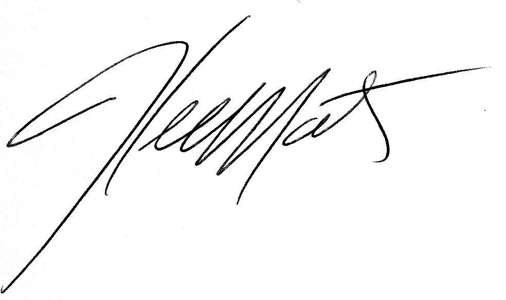Dr. Marty signature