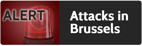 Attacks in Brussels
