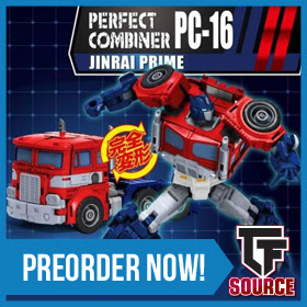 Perfect Effect Jinrai Prime PC-16