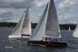 J/100s sailing at Penobscot Bay Rendezvous