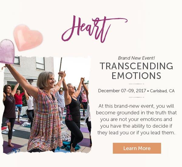 Transcending Emotions