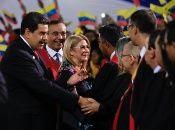 Además de presidentes y representantes de 96 países, entre ellos Rusia, China, India y Turquía, representantes de laONU y la OPEP también acompañaron a Nicolás Maduro.