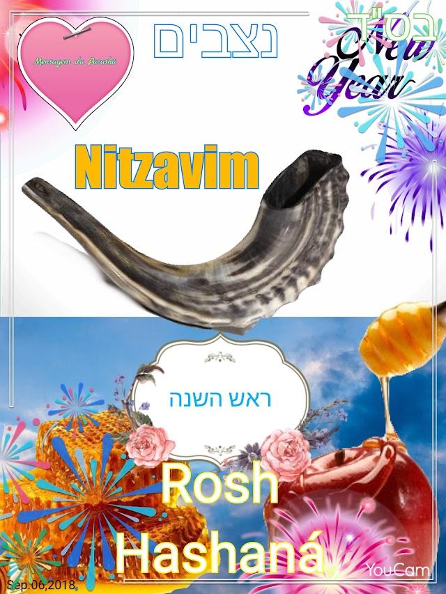 Nitzavim - Rosh Hashaná