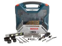 Kit Ferramentas Bosch 100 Peças X-Line