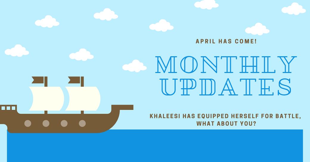 April updates Magento 2