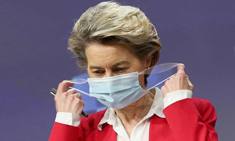 Israel to ease lockdown; Von der Leyen compares UK vaccine 'speedboat' to EU 'tanker'