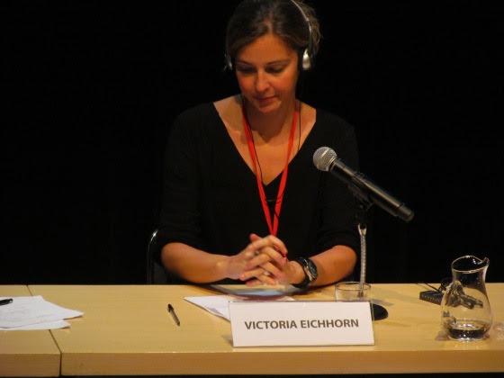 Pesquisadora da Universidade de Surrey, na Inglaterra, Victoria Eichhorn, fala sobre a acessibilidade e o direito das pessoas com deficiência