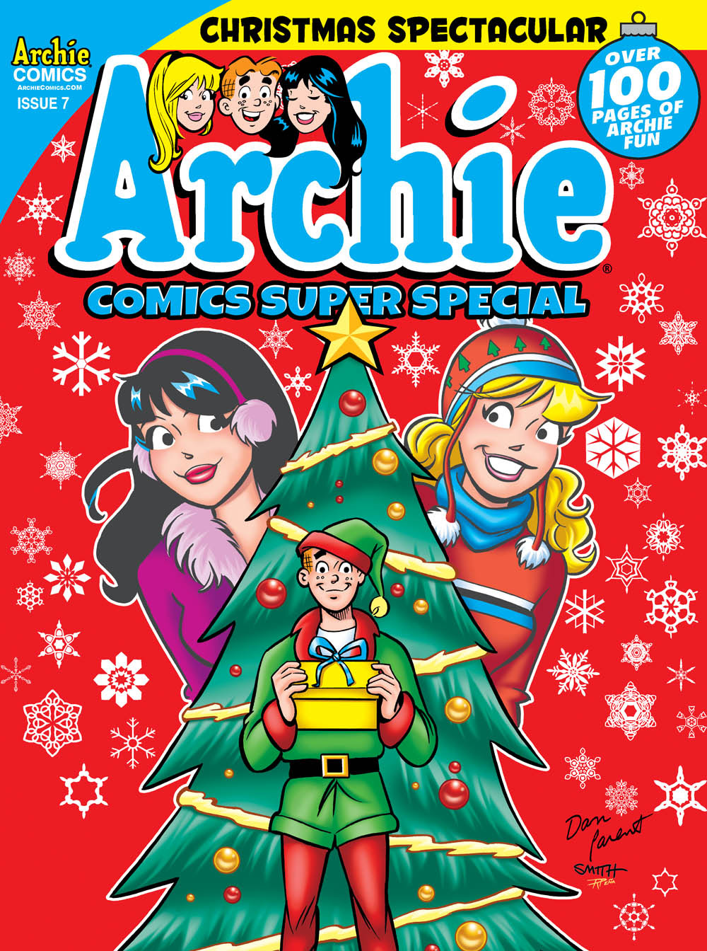 Archie Comics Super Special #7 Cover