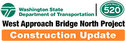 West Approach Bridge North Project construction update
