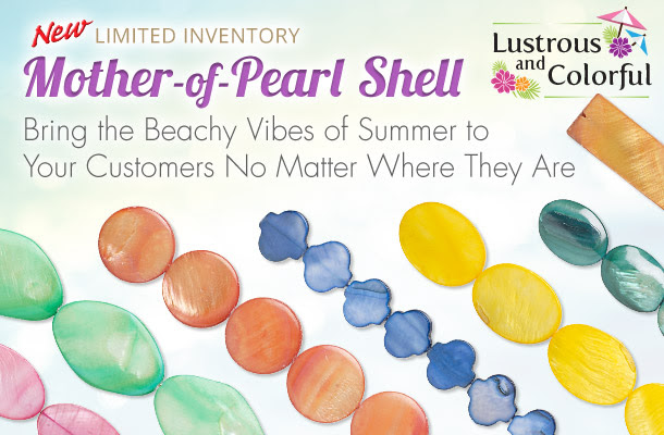 New Mother-of-Pearl Shell
