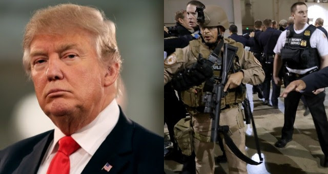 Former Secret Service Agent Issues DIRE WARNING To President Trump- This Is NOT Good