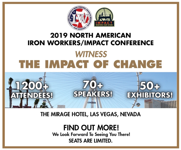2019 North American Iron Workers/Impact Conference