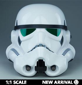 Star Wars Stormtrooper (A New Hope) 1:1 Scale Wearable Helmet
