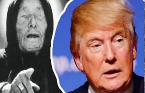 Baba Vanga Has Chilling Warning for Trump About May 13 2017