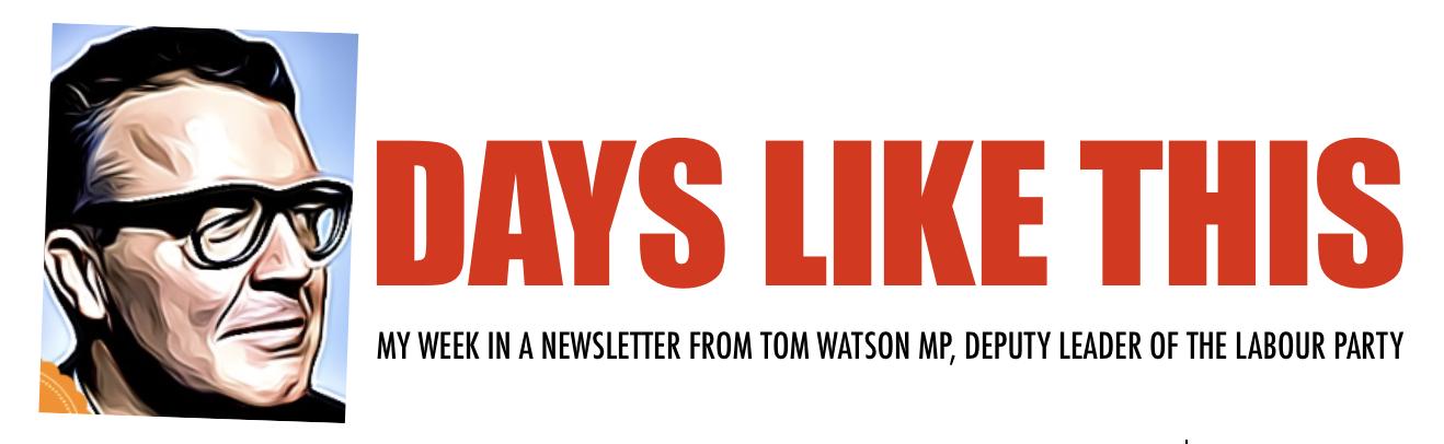 The dark side of Facebook - Tom Watson