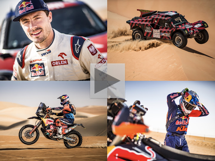 How to conquer the dunes at the Abu Dhabi Desert Challenge