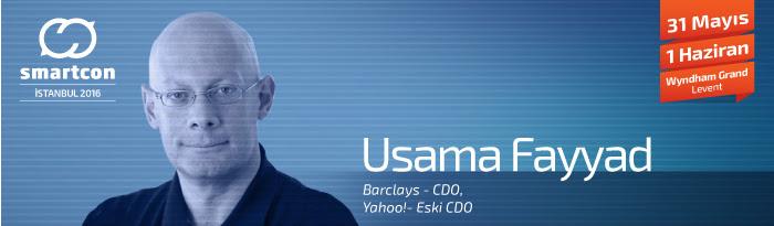 Dr Usama Fayyad