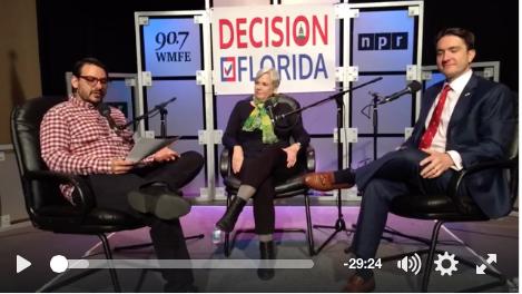 Decision Florida, WMFE