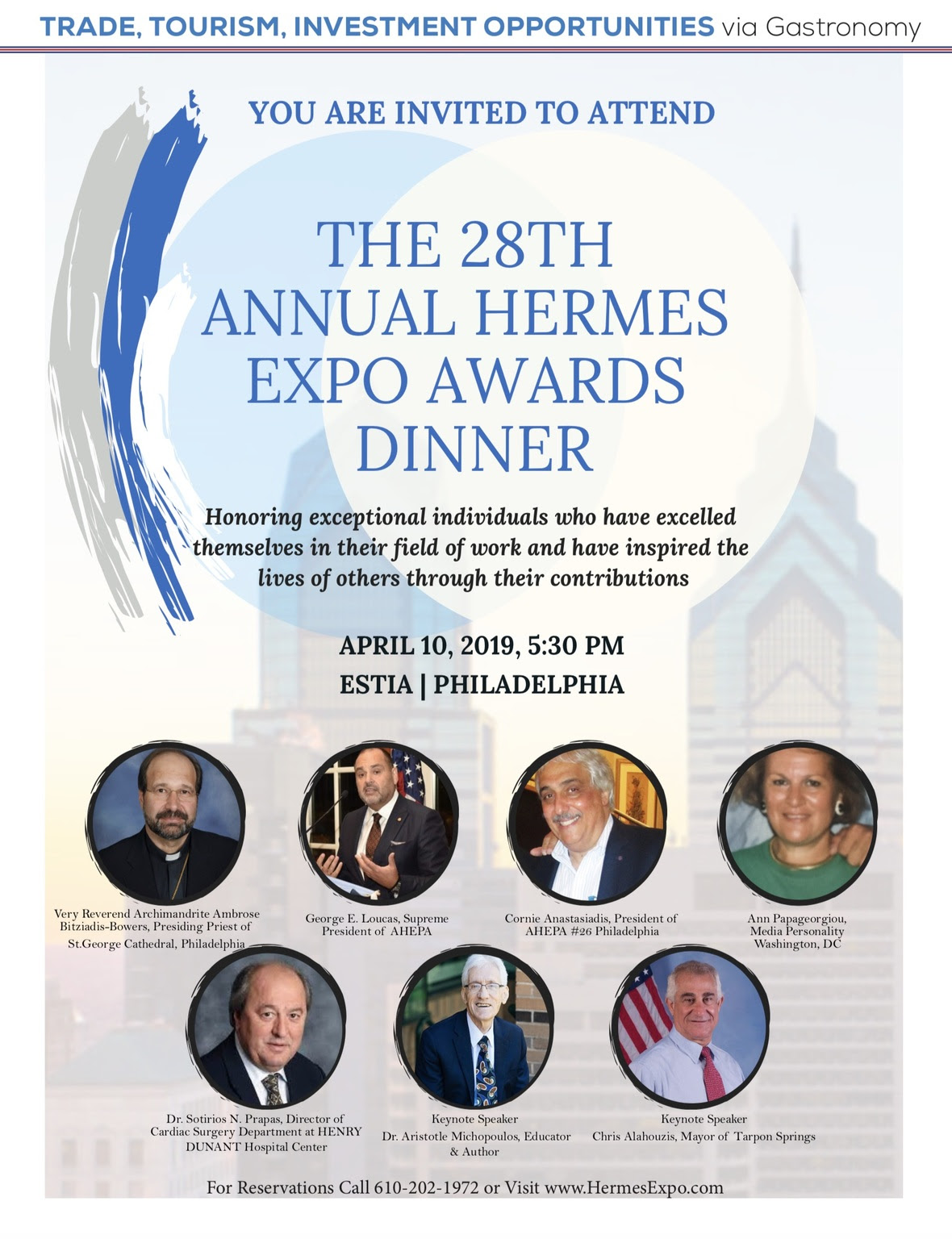 Hermes Expo Dinner 2019 copy