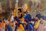The First Vaisakhi