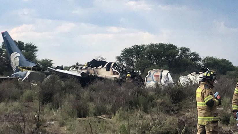 El heroico pasajero que salvó a cinco personas cuenta cómo se estrelló el avión en México