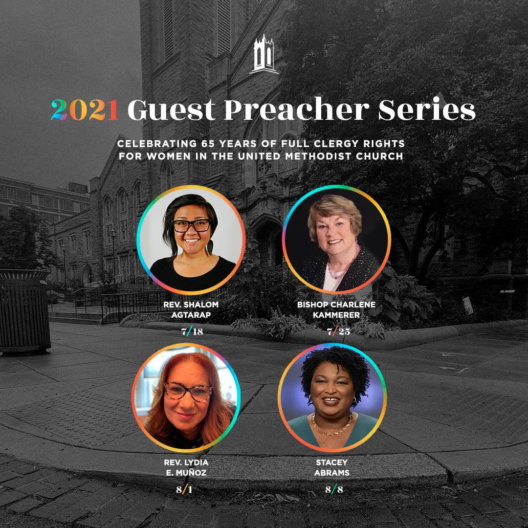 foundry guest preacher series 2021