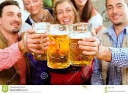 Image result for picture of party people drinking