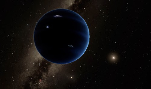 Scientists Find Evidence for Ninth Planet in Solar System