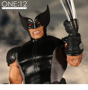 ONE:12 COLLECTIVE X-FORCE WOLVERINE EXCLUSIVE