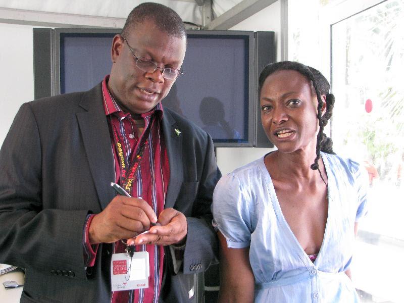 Cannes-Afolabi Adesanya & Rhamatou Kieta