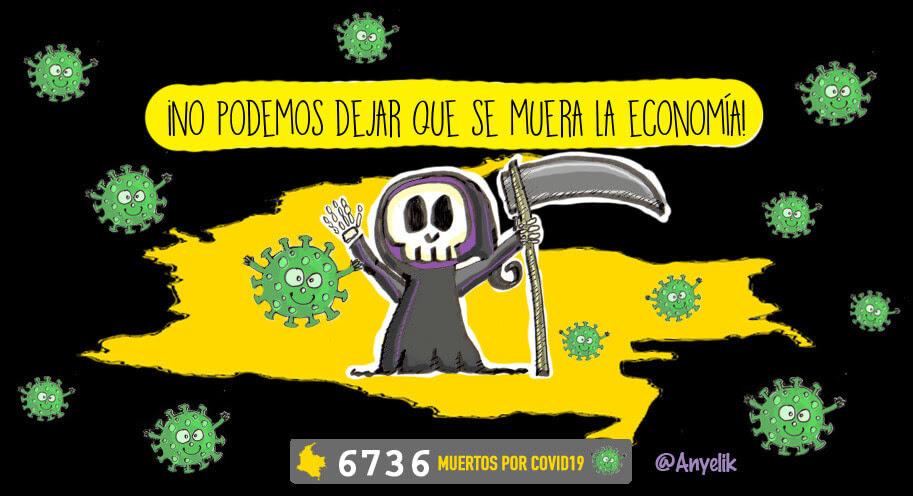 muertos-colombia-covid19-caricatura-Anyelik-1